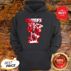Birds Of Prey Harley Quinn Kansas City Chiefs Champions Super Bowl LIV Hoodie
