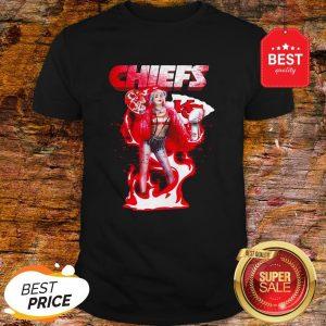 Birds Of Prey Harley Quinn Kansas City Chiefs Champions Super Bowl LIV Shirt