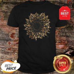 Nice New Style Sunflower Leopard Shirt