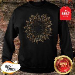 Nice New Style Sunflower Leopard Sweatshirt