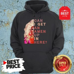 Official RuPaul Can I Get An Amen Up In Here Hoodie