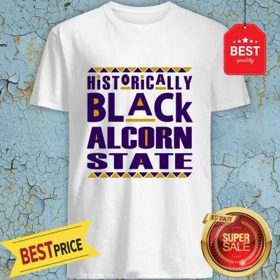 Premium Historically Black Alcorn State Shirt