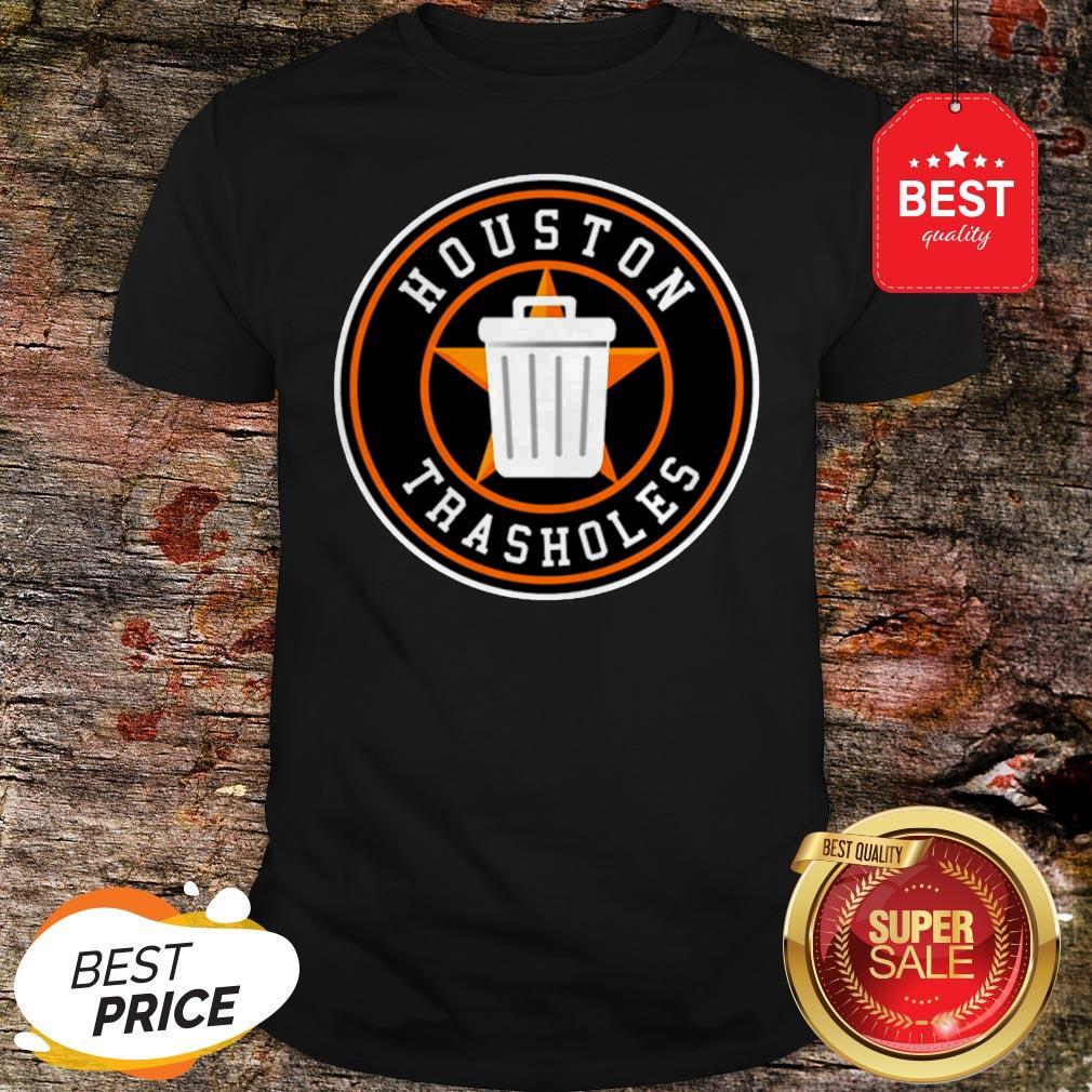 Premium Houston Astros Trasholes Shirt Unisex Tshirt