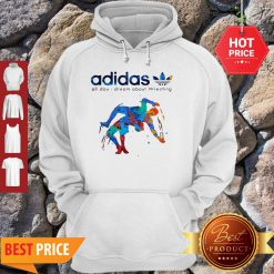Adidas All Day I Dream About Wrestling Colors Hoodie