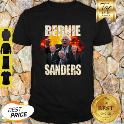 Bernie Sanders Suffered Heart Attack Fire Shirt