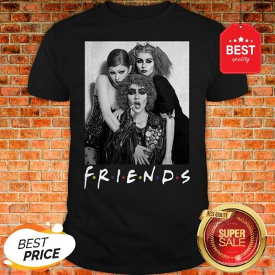 Official Friends The Rocky Horror Picture Show Shirt