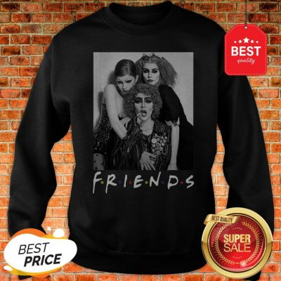 Official Friends The Rocky Horror Picture Show Sweatshirt