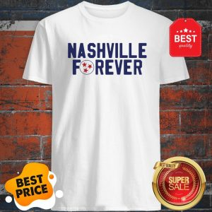 Official Nashville Tornado Forever Shirt