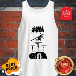 Official Passion Of Jesus Easter Sunday Tank Top