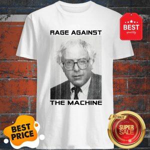 Official Rage Against The Machine Bernie Shirt