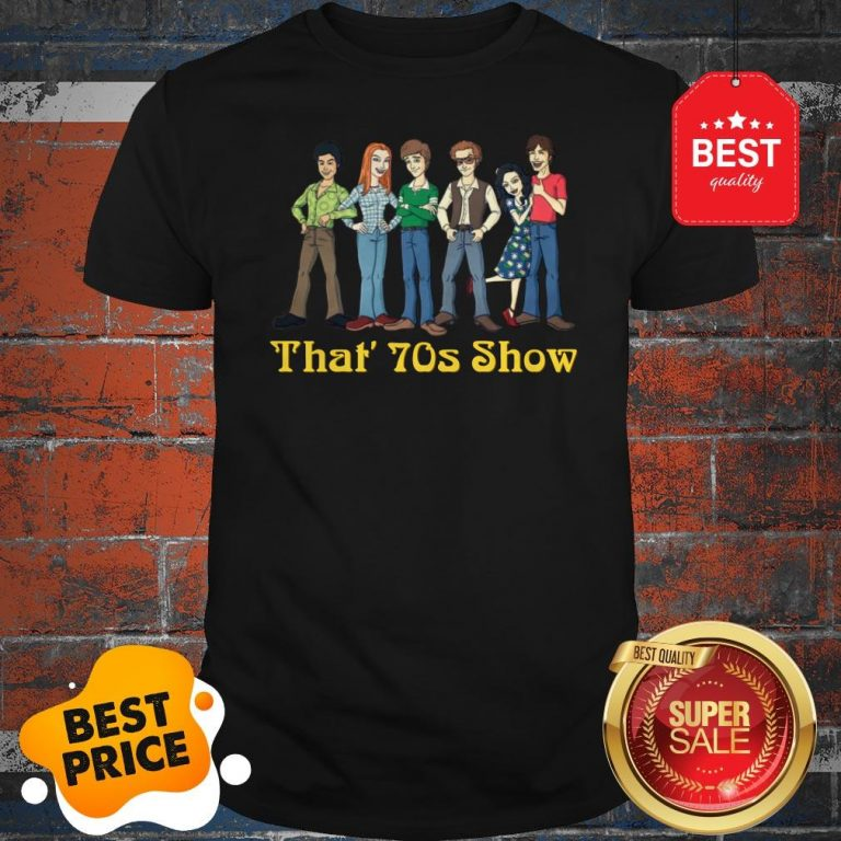 Official That '70s Show Shirt