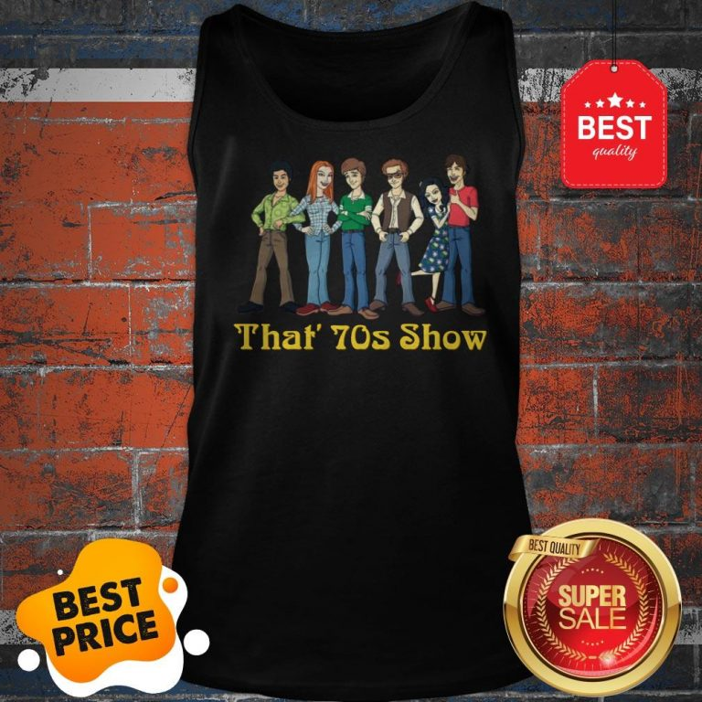 Official That '70s Show Tank Top