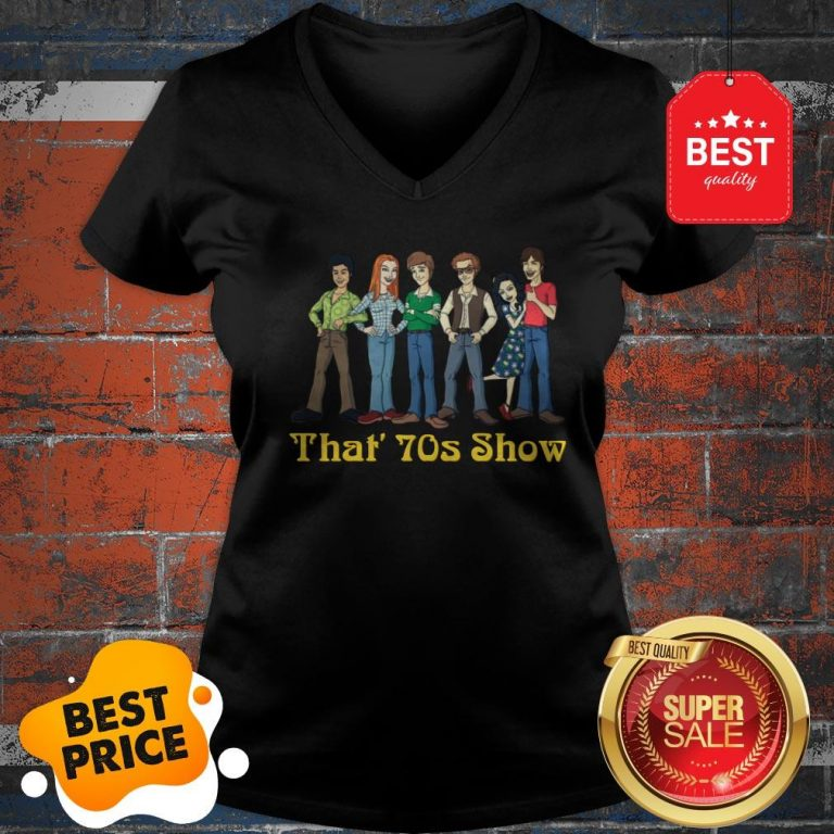 Official That '70s Show V-neck