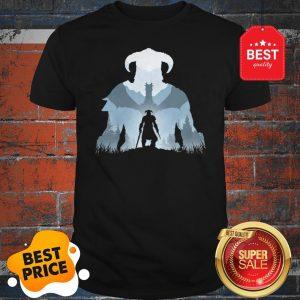 Official The Elder Scrolls V Skyrim Dragonborn Shirt