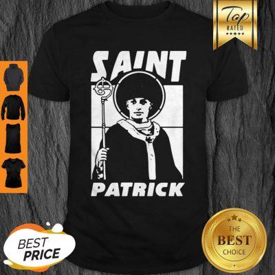 Saint Patrick Mahomes St. Patrick's Day Shirt