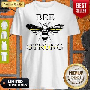 Nice Manchester MCR Bee Strong Shirt