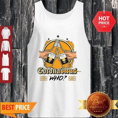 Official Corona Extra Corobiruz Who Tank Top