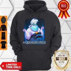 Good Ursula Face Mask Quarantined Hoodie