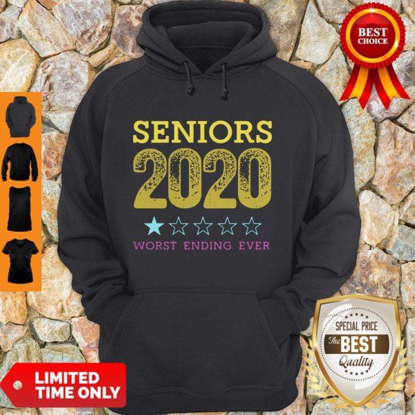 Top Seniors 2020 Worst Ending Ever Hoodie