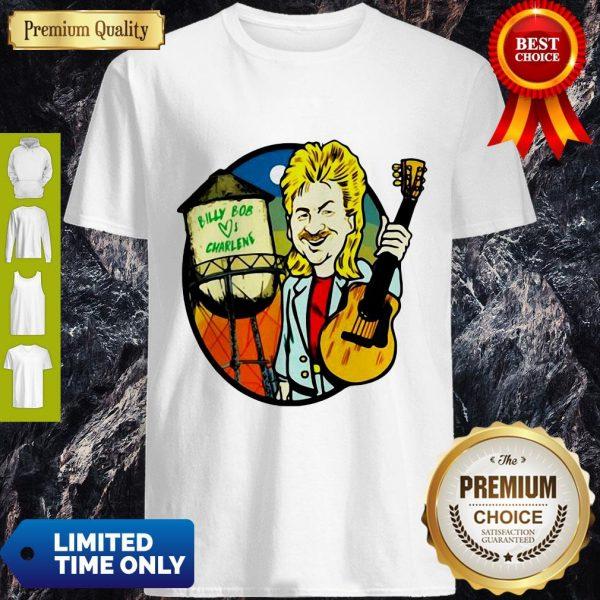 Premium Joe Diffie And Billy Bob Love Charlene Lyrics Shirt