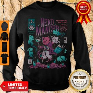 Pretty Cats Neko Mancer Sweatshirt
