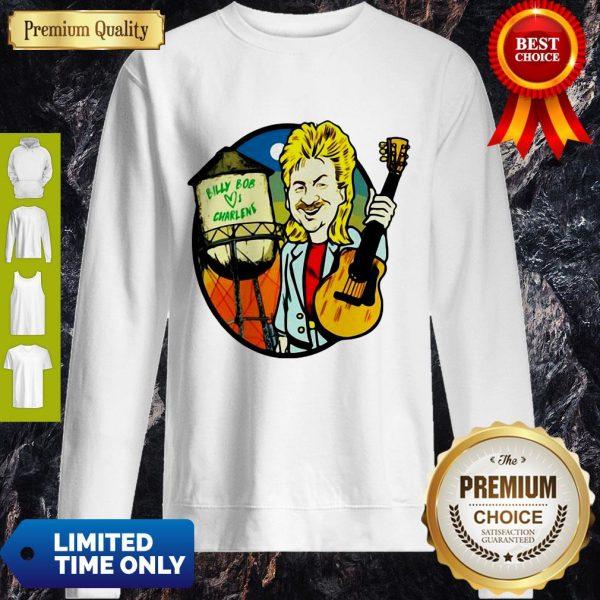 Premium Joe Diffie And Billy Bob Love Charlene Lyrics Sweatshirt