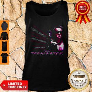 Nice American Assassin Mecanique Du Futur The Terminator Tank Top
