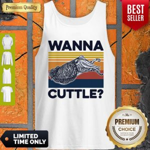 Good Wanna Cuttle Vintage Tank Top
