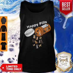 Pretty Happy Pills Version Cats Tank Top