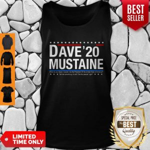 Nice Dave Mustaine 2020 Tank Top