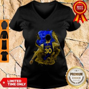 Top Stephen Curry T V-neck