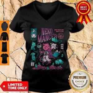 Pretty Cats Neko Mancer V-neck