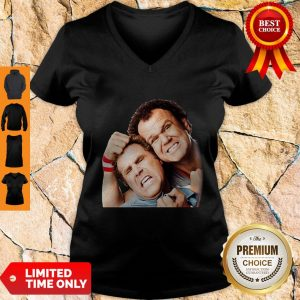 Funny Step Brothers Poster Graphic V-neck