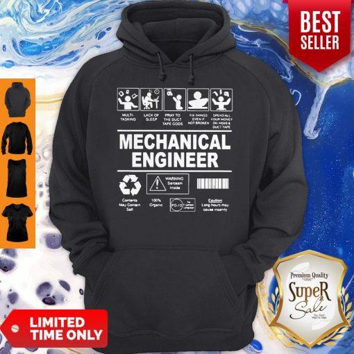 Awesome Mechanical Engineer Hoodie