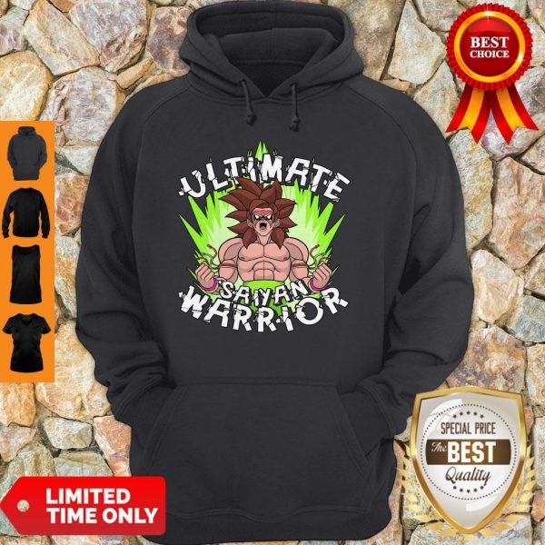 Pretty Ultimate Saiyan Warrior Hoodie