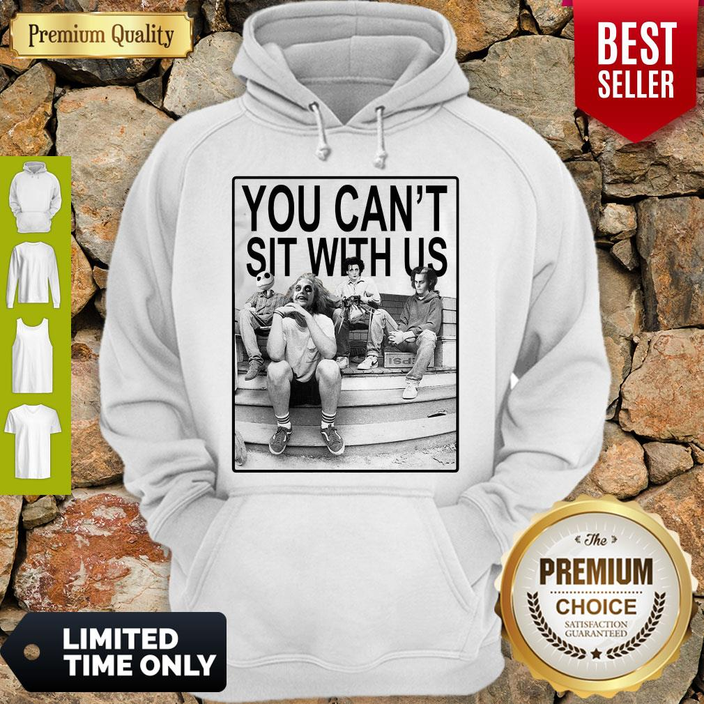 Funny Hocus Pocus You Can't Sit With Us Hoodie