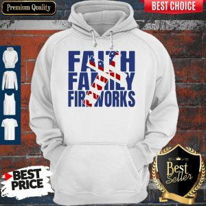 Original Faith Family Fireworks Hoodie