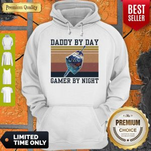 Perfect Legend Of Zelda Shield Daddy By Dad Gamer By Night Vintage Hoodie