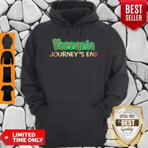 Pretty Terraria Journey's End Hoodie