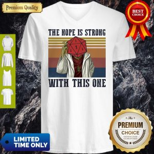 Pretty Vintage Star Wars Yoga The Nope Is Strong With This One V-Neck