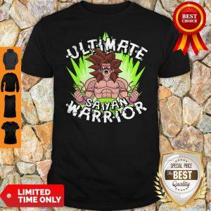Pretty Ultimate Saiyan Warrior Shirt