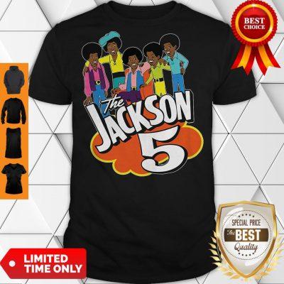 Premium The Jackson 5 Cartoon Shirt
