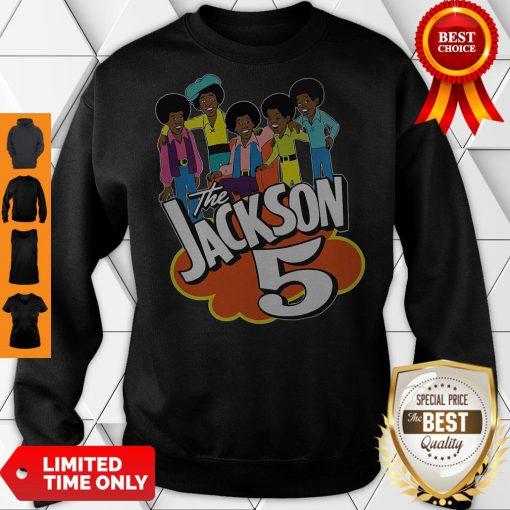 Premium The Jackson 5 Cartoon Sweatshirt