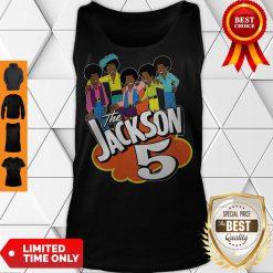 Premium The Jackson 5 Cartoon Tank Top