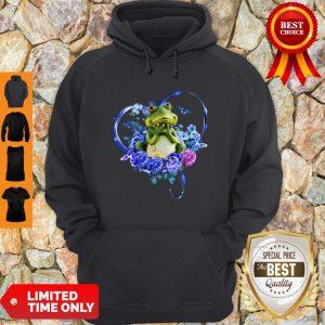 Top I Love Frogs Hoodie
