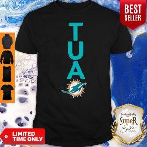 Top Miami Dolphins Tua Logo Shirt