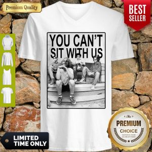 Funny Hocus Pocus You Can't Sit With Us V-neck