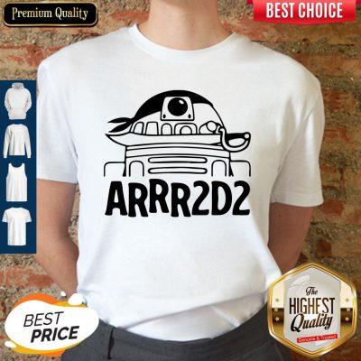 Awesome Arrr2d Star Wars Shirt