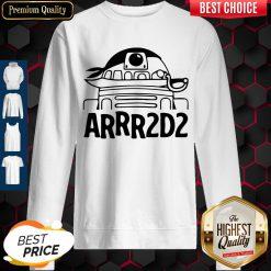 Awesome Arrr2d Star Wars Sweatshirt