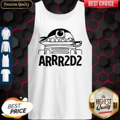 Awesome Arrr2d Star Wars Tank Top